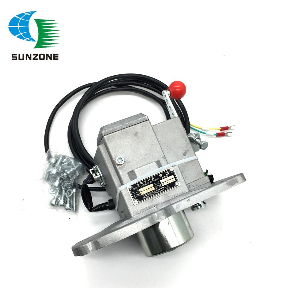 Actuador generador FORTRUST A1000C-W para motor Deutz WEICHAI