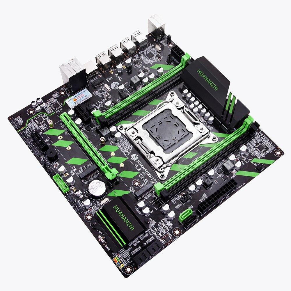 X79 ZD3 X79 Motherboard LGA2011 M-ATX SATA3 USB3.0 PCI-E 16X NVME M.2 SSD Support ECC Memory Four Channel DDR3 enlarge