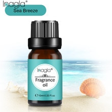 Inagla Sea Breeze 100% Natural Aromatherapy Fragrance Essential Oil For Aromatherapy Diffusers Massa