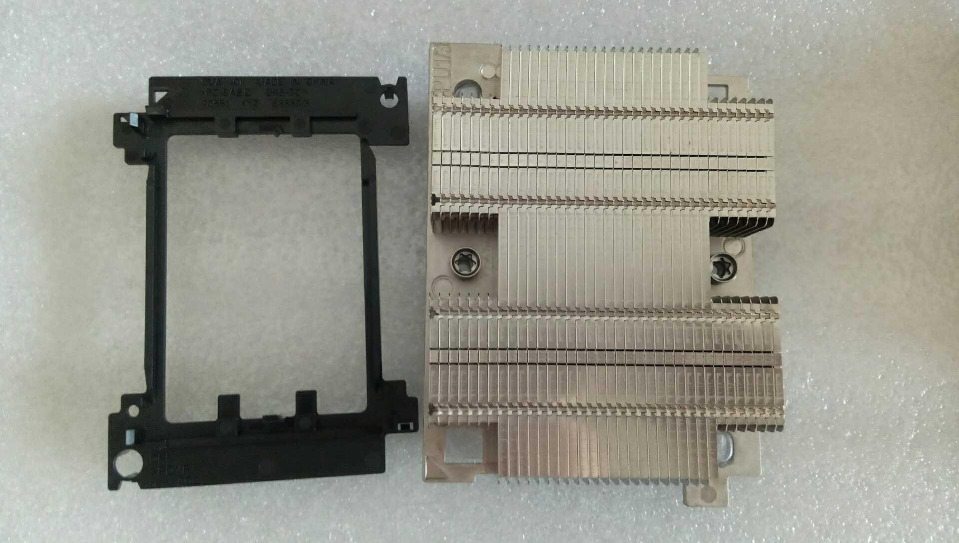 Серверы DELL R440 R540, радиатор ЦП 0MRWK9
