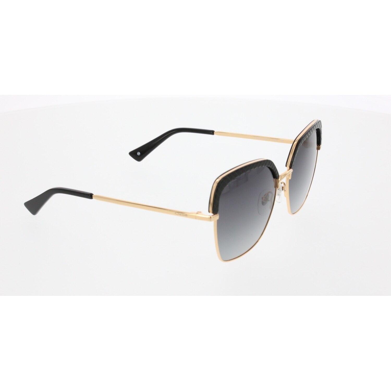 Gafas de sol para mujer os 3008 01 metal dorado rectángulo orgánico 55-16-140 osse