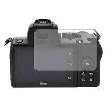 Pour Nikon Z50 9H 2.5D caméra verre trempé protecteur décran couvercle de protection Z50 appareil photo numérique écran daffichage Film de protection
