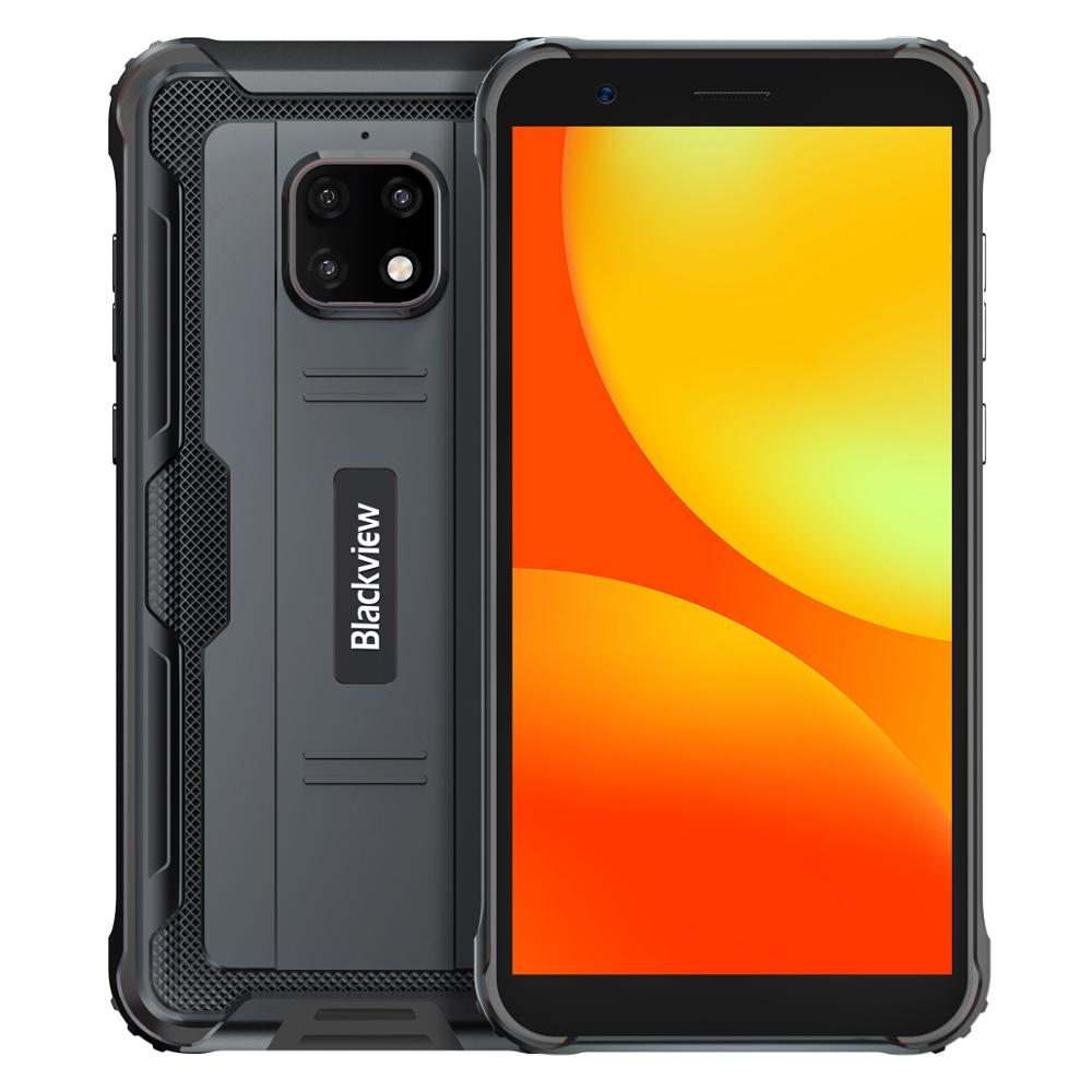 Blackview BV4900 Pro IP68 Rugged Phone Android 10 Waterproof Mobile Phone 5580mAh NFC 5.7 inch 4G Cellphone 4GB 64GB Octa Core enlarge