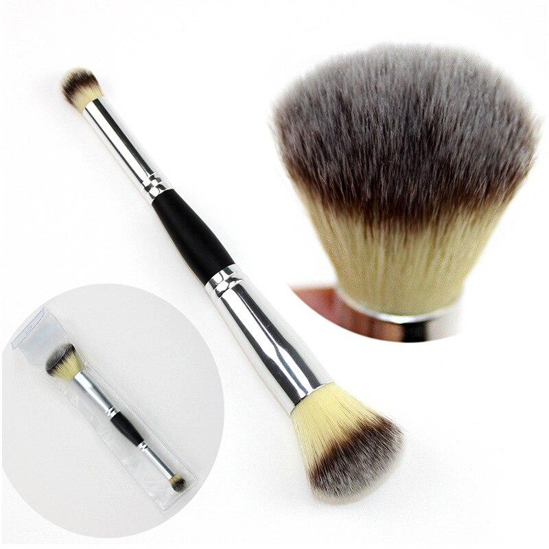 1 Pc Multifunction Makeup Brush Double-Headed Foundation Concealer Blush Eyeshadow Brush Make Up Brush Tool Maquiagem TSLM1