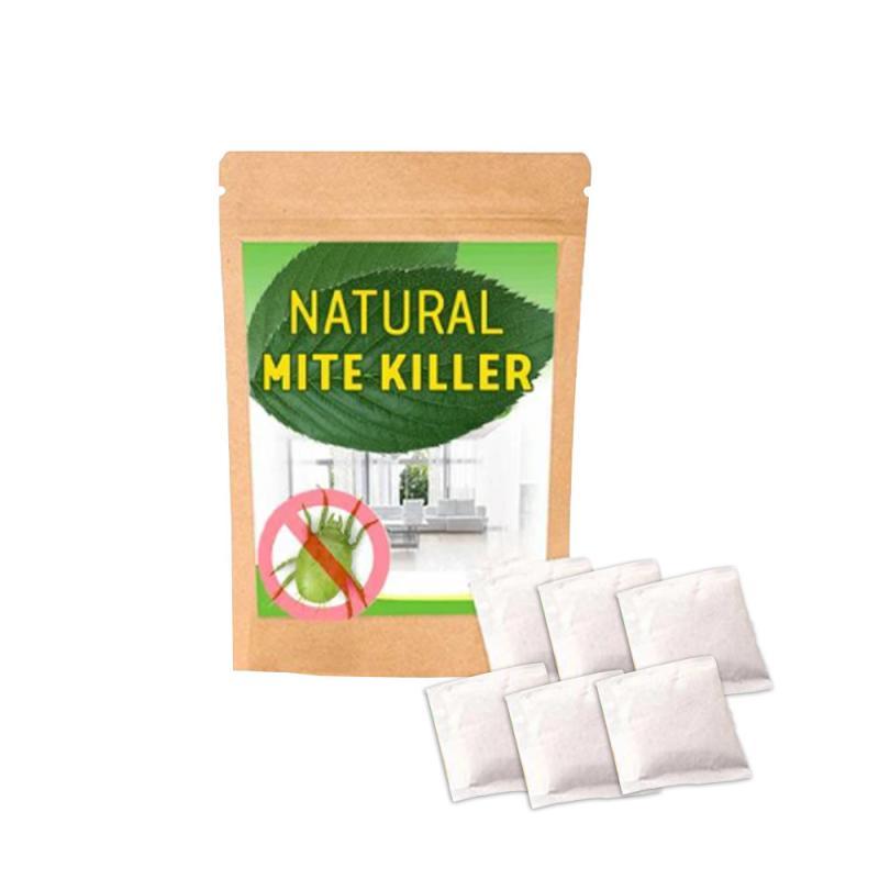 Almohadilla antiácaros Killing Worms, almohadilla antiácaros para el hogar, Control de ácaros, polvo, ácaros, Mata ácaros, hierbas naturales, almohadilla exterminadora