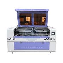 Bon prix 1390 laser découpeuse co2 mélangé laser découpeuse pour acrylique bois mdf plastique cuir métal