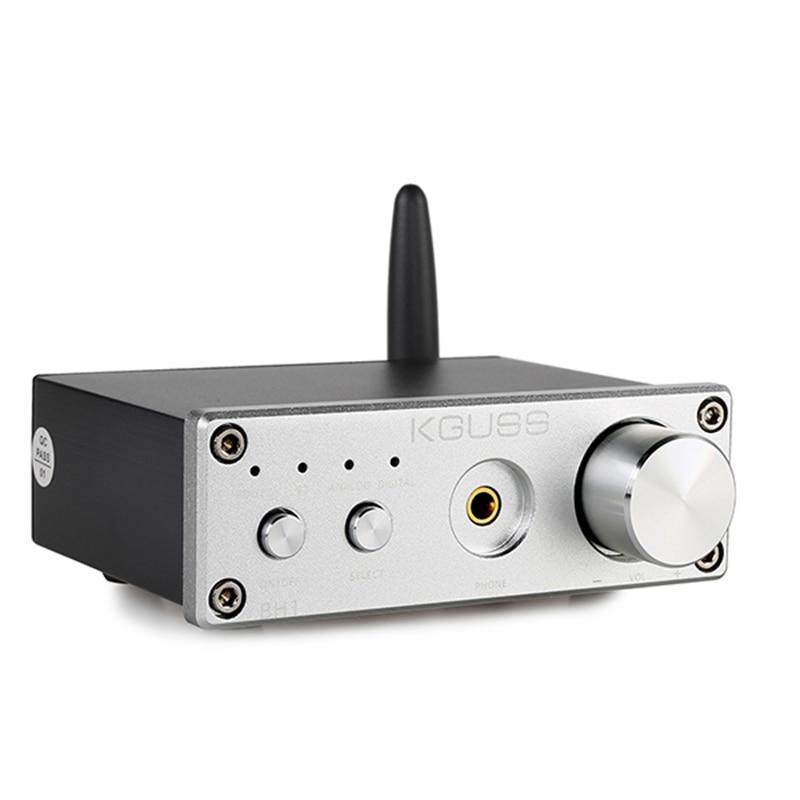 KGUSS BH1DAC Bluetooth 5.0 Audio Decoder adapter audio amplifier fever HIFI APTX Headphone Amplifier enlarge