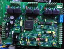 Carte de commande de four à moyenne fréquence accessoires de carte dordinateur MPU-6fk_S carte de transformateur dimpulsion 6 grande puce S