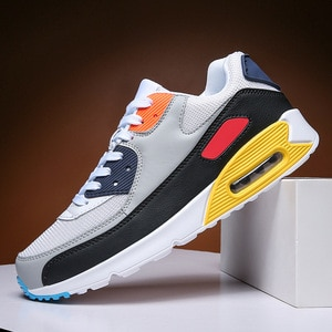New 2020 Fashionable Non-Slip Couples Shoes Air Cushion Jogging Shoes Outdoor Sneakers Chaussure Homme Zapatos De Hombre789