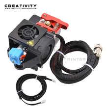 Creativity MK8 Upgrade Direct Drive Extruder Kit 3D Printer Metal Accessories 12V/24V Hotend for Ender 3/Ender 5/CR 10s/ CR-10