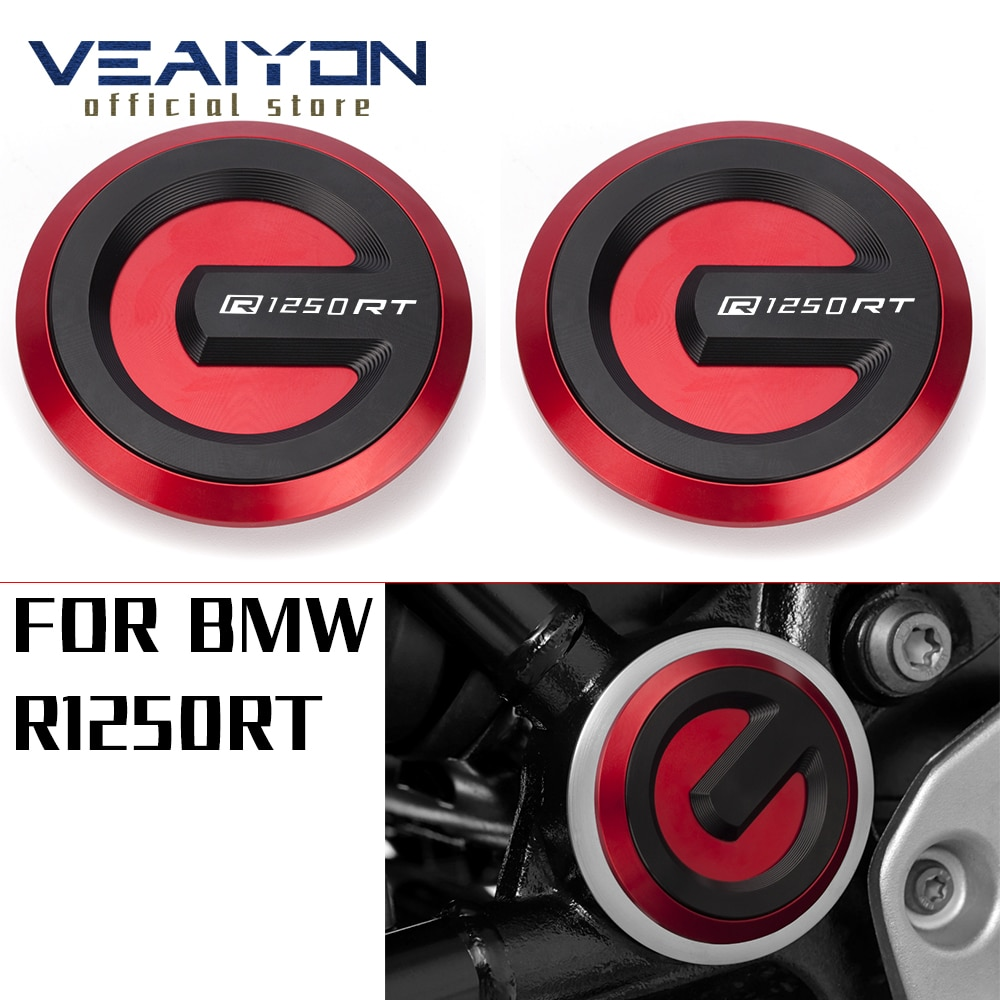 r1250 rt high quality motorcycle cnc aluminum frame hole cap cover for bmw r1250rt r1200rt lc 2014 2015 2016 2017 2018 2019 2020 Motorcycle Accessories CNC Aluminum Frame Hole Caps Cover Plug For BMW R 1200 RT R 1200RT R1200RT 2015 2016 2017 2018 2019 2020