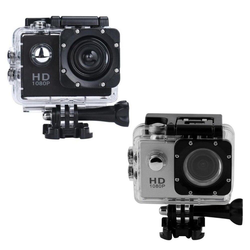 G22 1080P HD Schießen Wasserdichte Digital Video Kamera COMS Sensor Weitwinkel Objektiv Kamera Für Schwimmen Tauchen für Tropfen verschiffen