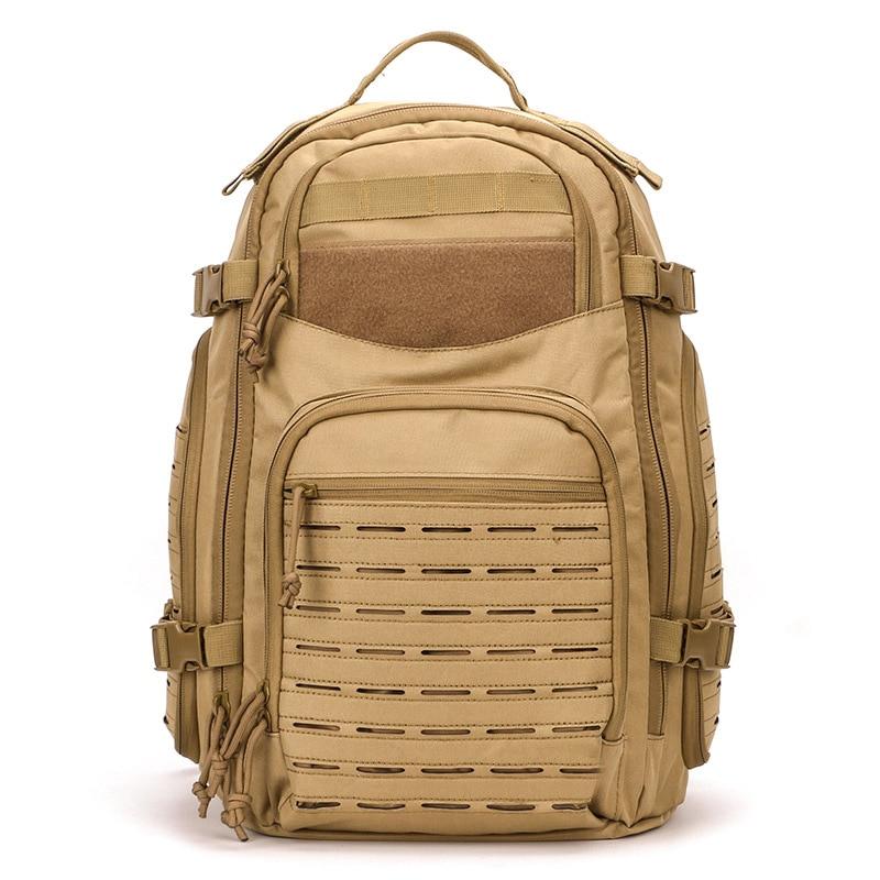 1000D mochila táctica militar Molle bolsa de Montañismo al aire libre ejército senderismo Camping mochila deporte ciclismo mochila de viaje