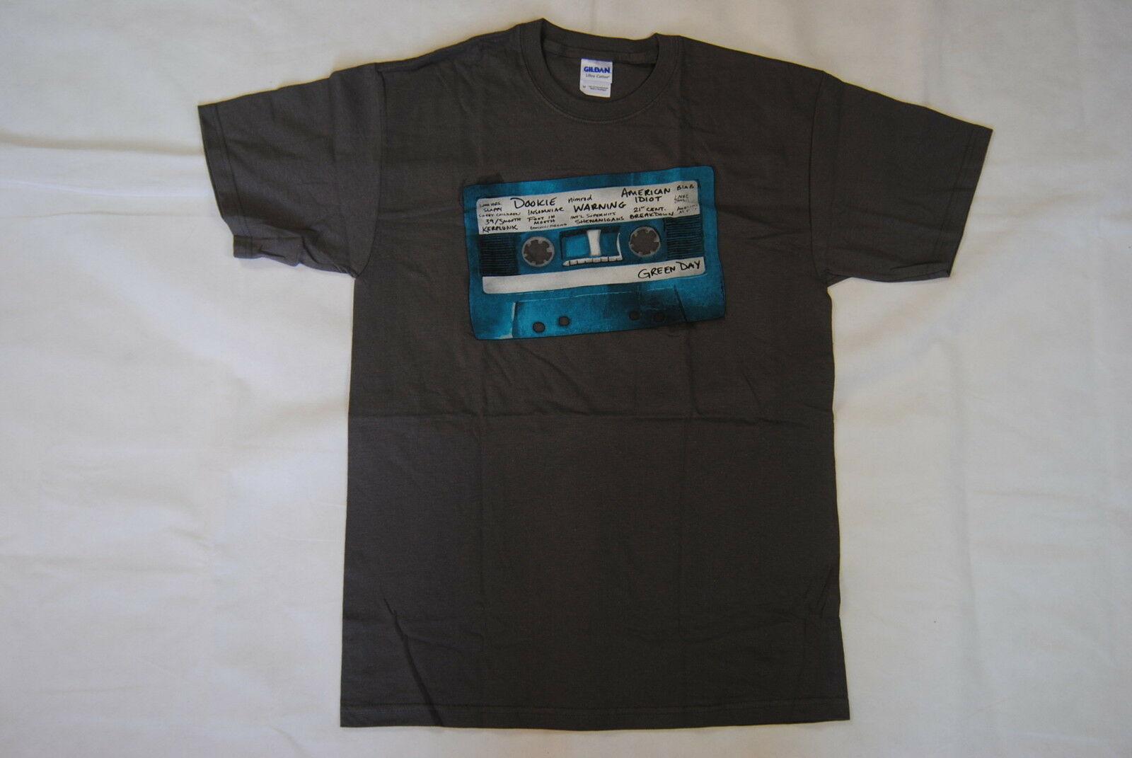 Verde día Mixtape camiseta nueva Oficial Dookie Nimrod Kerplunk advertencia Insomniac
