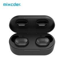 Mixcder T1 Wireless Bluetooth Earphones With CVC 8.0 Call Noise dual Mic HD Stereo Bluetooth 5.0 Headohones Sports Headset
