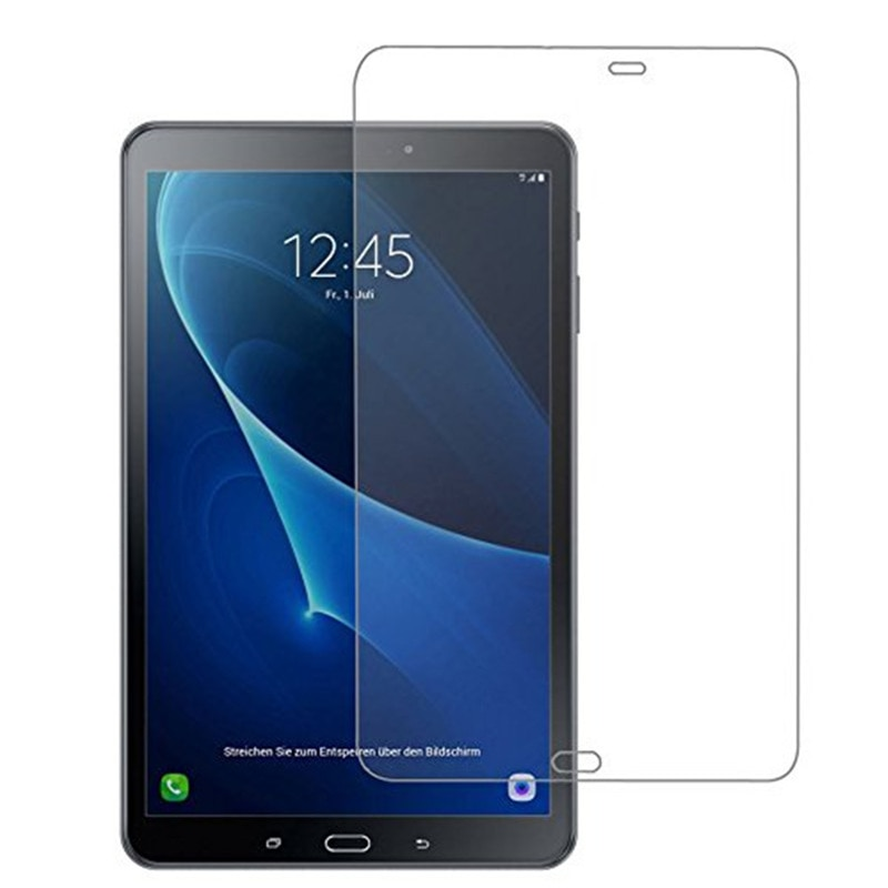 9H Tempered Glass Screen Protector For Samsung Galaxy Tab A 10.1 SM-T510 T515 T580 T585 P580 P583 P585 P588 Protective Film