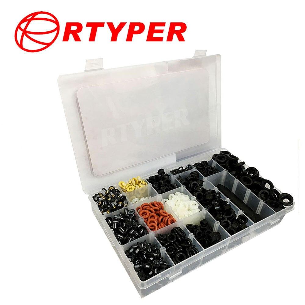Envío gratis 1 caja de kits de reparación de inyectores de combustible para coches japoneses Honda