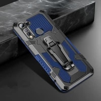 armor phone case for motorola g6 g8 g9 e5 e e7 e6s g stylus play plus power one hyperlite 2020 fusion rugged stand back cover