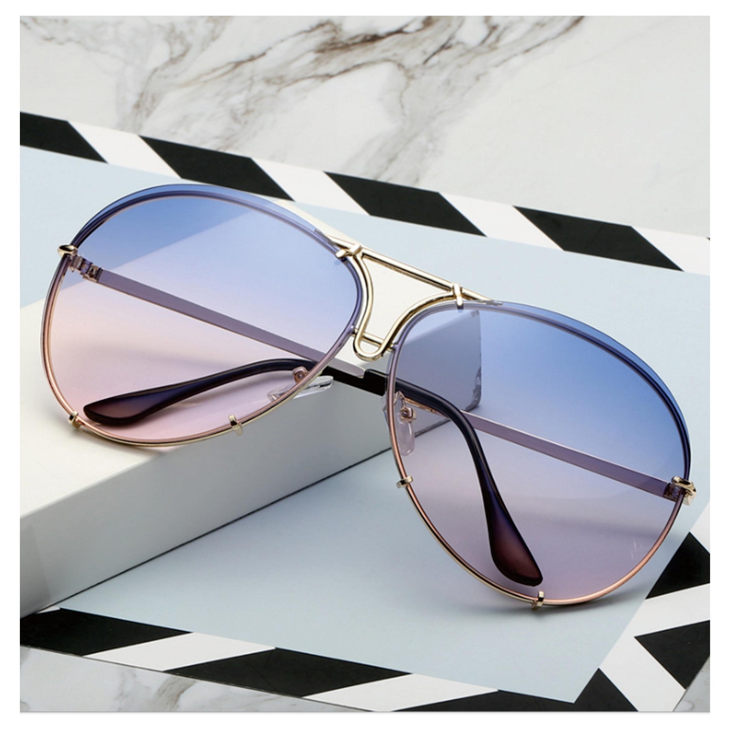 2021 new marine sunglasses fashion men and women couples 265