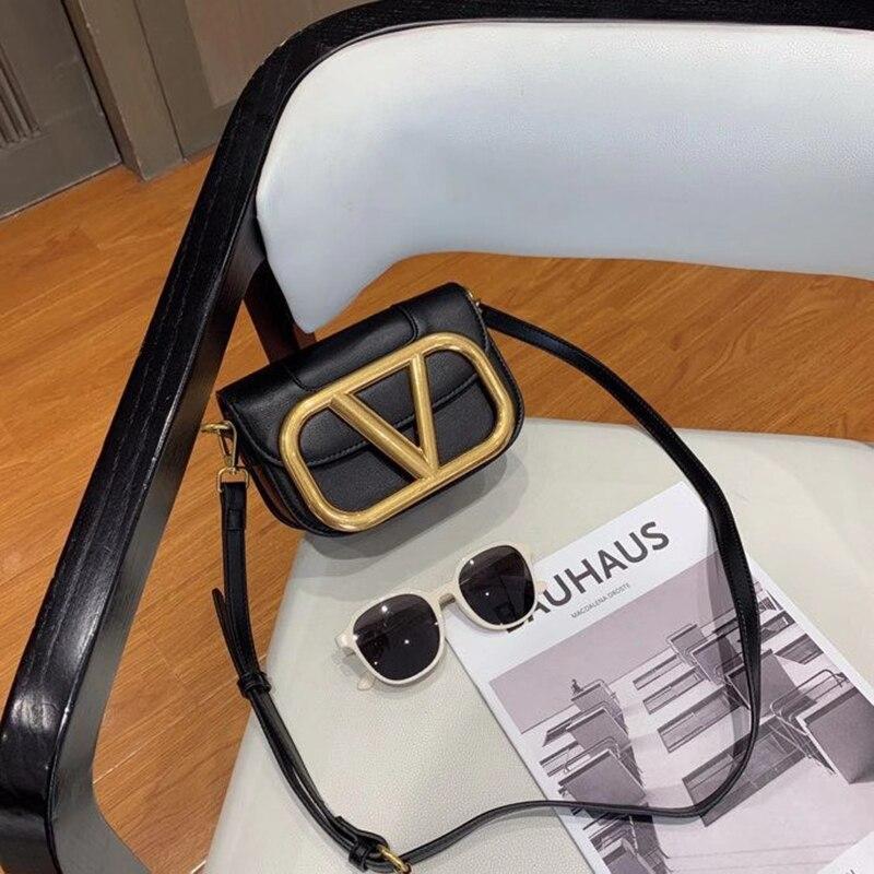 Insfamous, bolsa de decoración metálica para mujer, 2020, bolso cuadrado pequeño, bandolera de hombro a la moda, gran oferta, bolsos de mano con canales cc