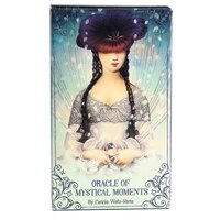 oracle of mystical moments powerful messages divination fortune telling tarot card game