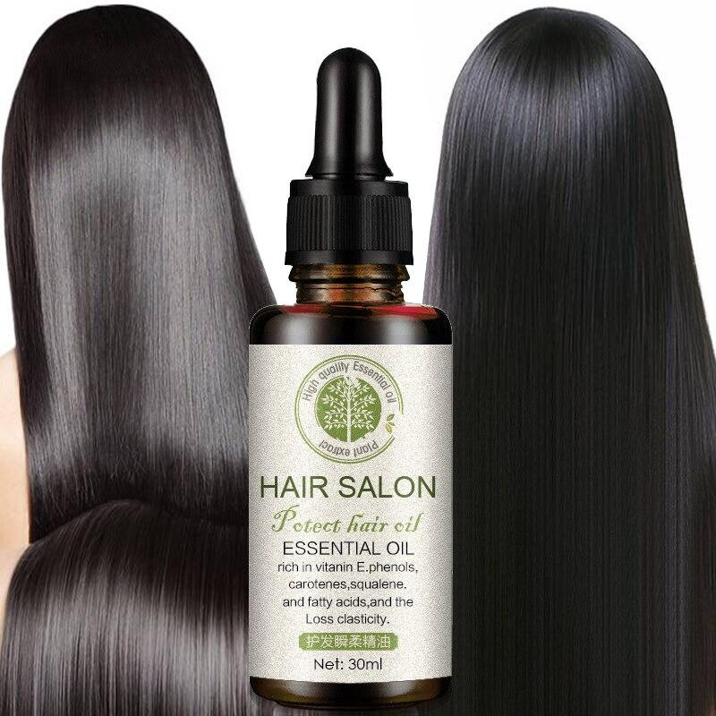 Hair Loss Products for Hair Regrowth Serum Liquid Hair Care Essential Oil Herb Natural Care Treatmen