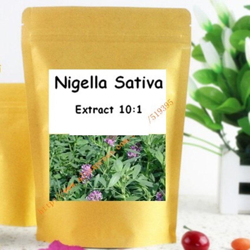 250 грамм Nigella Sativa черный экстракт семян тмина порошок Бесплатная доставка