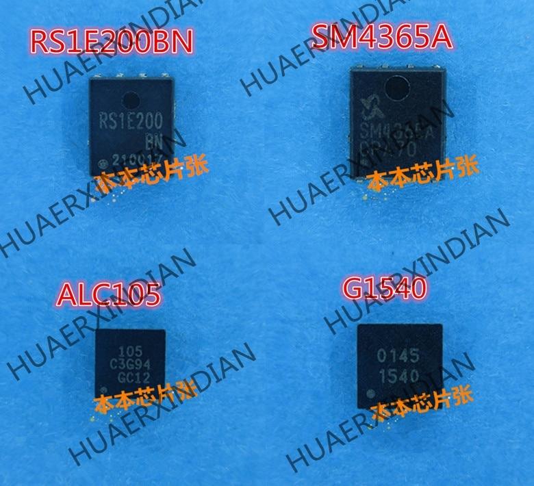 Novo sm4365a rsf4 200bn gbandas 1540 alc105 105 qfn alta qualidade