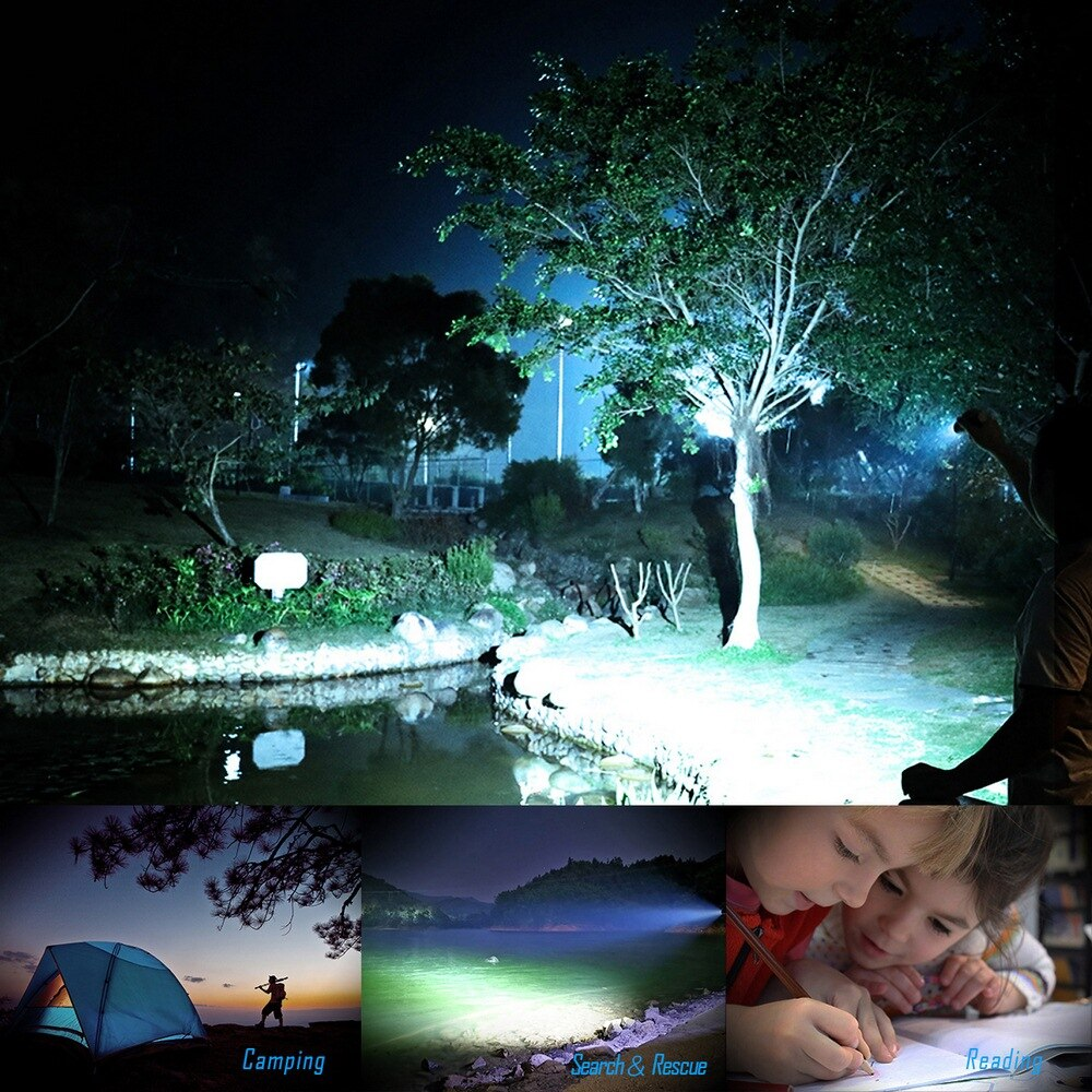 IMALENT MS03 LED Flashlight 13000Lumen Headlight CREE XHP 70 High Power Max 324 Meters for Camping Spotlights Emergency Lamp enlarge