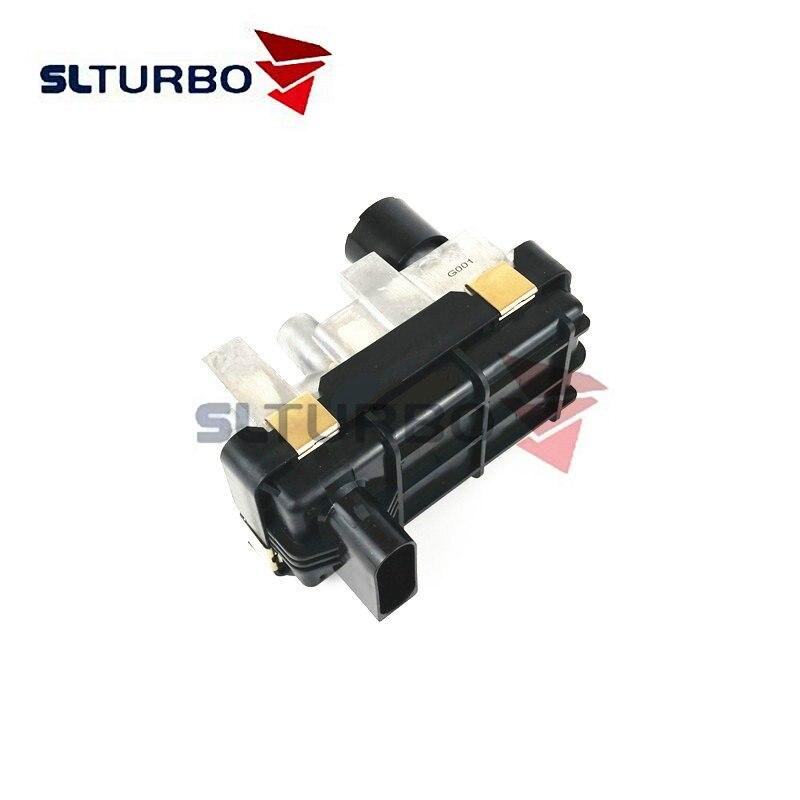 Turbocompresor actuador electrónico G-001 G-219 G-277 781751, 764809 de 764381 para Chrysler 3000C 3.0CRD 160Kw 165Kw 218HP 224HP OM642