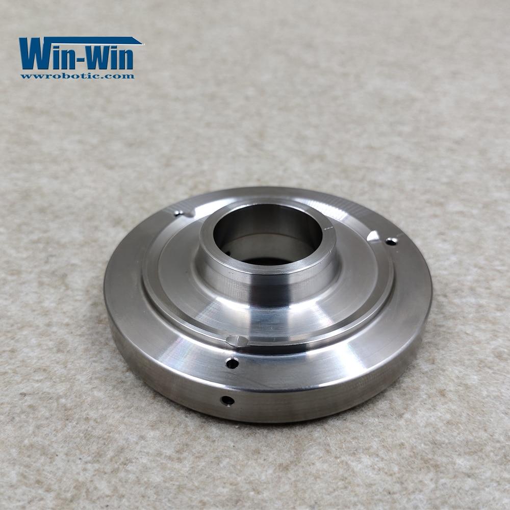 Waterjet Parts Bushing Retainer Flange, Hydraulic Seal Cartridge 05145099 enlarge
