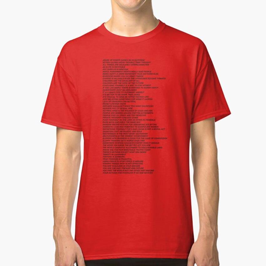 Camiseta contra jenny holzer truisms, camiseta inspirativa moderna para meninos