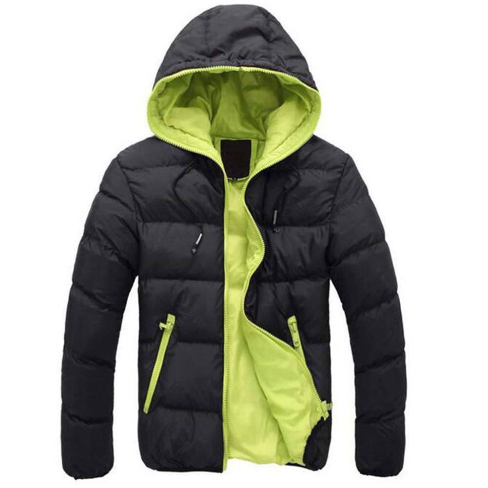 Chaqueta de esquí para hombre traje de esquí térmico cálido esquí snowboard invierno exterior polar grueso con capucha a prueba de viento tamaño ropa deportiva