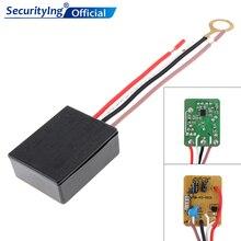 Interruptor de lámpara de escritorio lámpara táctil 3 interruptor de Control de vía Sensor regulador para bombillas AC 220V 1A