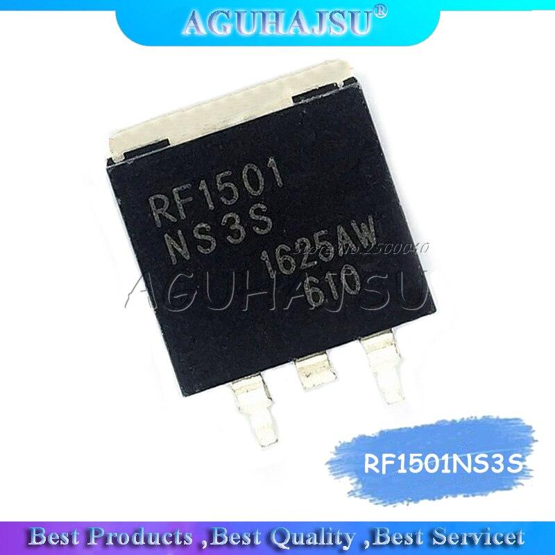 10 шт. RF1501NS3S 263 RF1501 TO263 SMD to-263      АлиЭкспресс