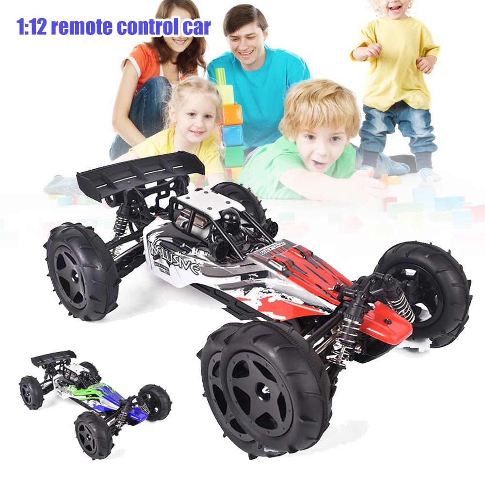 4WD 2.4G High Speed Buggy 1/12 Scale Remote Control RC Racing Car Off Road Kids Toy Christmas Gift enlarge