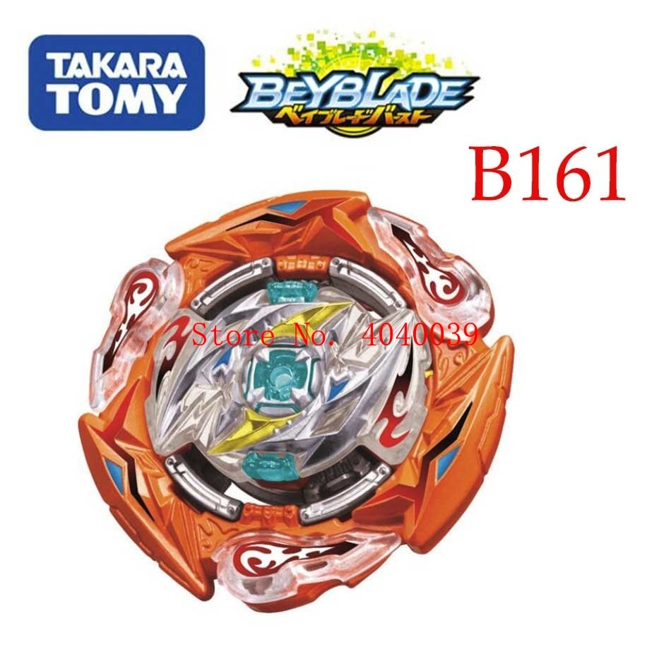 TAKARA TOMY BEYBLADE BURST BOOSTER-B-161 GLIDE RAGNARUK. W H.R 1S BAYBLADE Игрушки для мальчиков коллекция игрушек