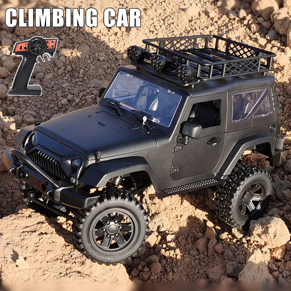 City Off Road Car 4WD High-speed Car Remote Control SUV Model Car Off-road Climbing Car Toy Children's Birthday Gift enlarge