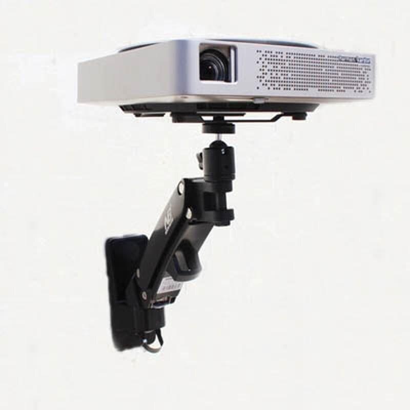 DL-F12PR 3-7kg ALUMINIUM universal gas frühling gas strut tilt projektor halterung decke montieren rack