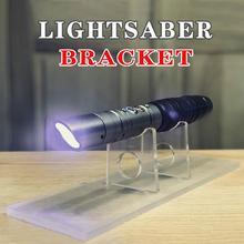 Sabre laser support dépée acrylique support Transparent présentoir