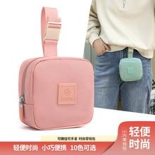 New Coin Purse Keychain Cute Wallet Women Kids Mini Bags Clutch Card Package Storage Small Waist Bag