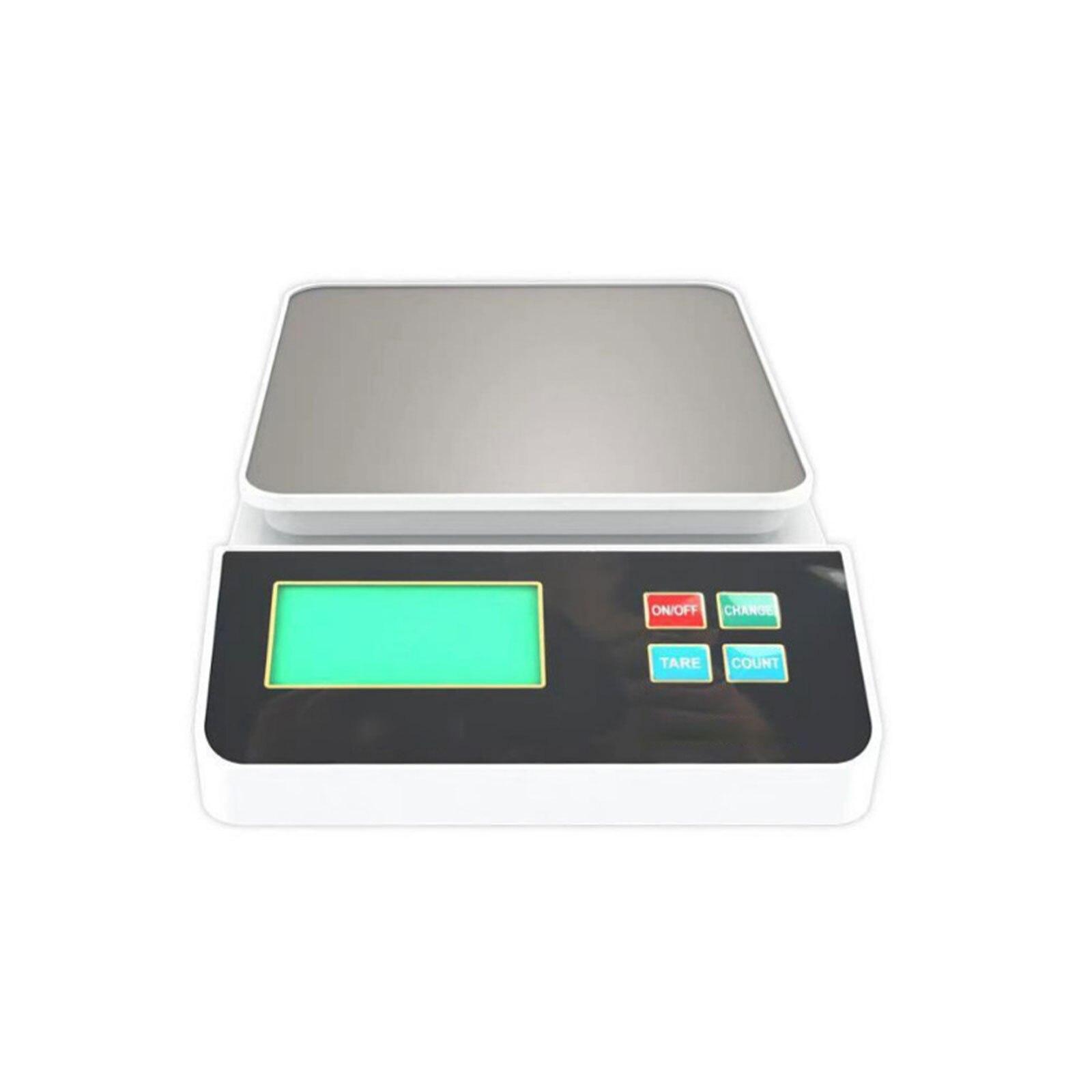 المطبخ مقياس رقمي 6 كجم/0.5 جرام USB قابلة للشحن تقشير وظيفة مقاوم للماء ميزان طعام للمطبخ الطبخ