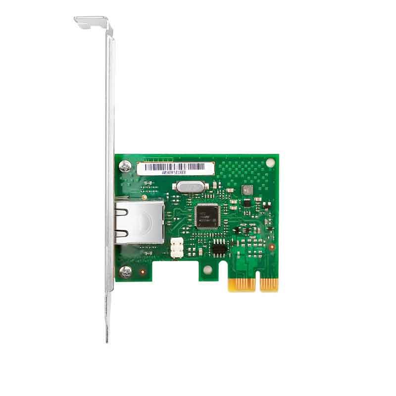 I210 Ethernet Server Adapter  ,Intel I210 Chip PCIe2.1 X1 RJ45 Single port 1000M