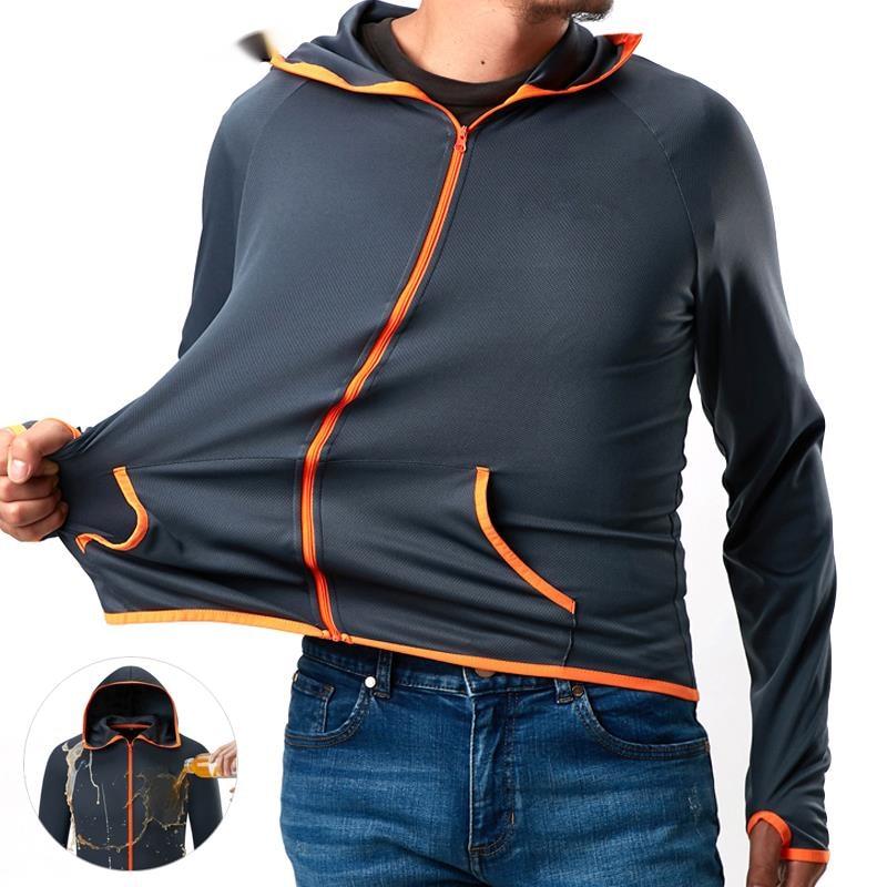 Camisas de Proteção Roupas de Ciclismo Impermeável Ciclismo Jaqueta Bicicleta Motocross Windcoat Manga Longa Solar Mtb