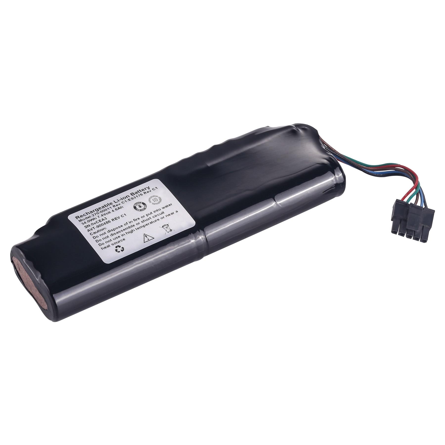 Novo Importado Células de Bateria Bateria Para IBM Netapp N3600 0X9B0D 0XC9F3 AVT-900486 N3600 FAS2050 C1 ES3176 271-00011 Rev bateria