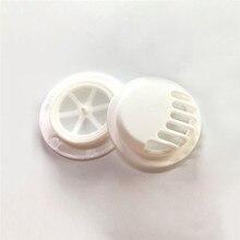 10 pièces reniflard valeurs anti-poussière respiration filtres en plastique Valve pour visage bouche visage garde pièces de rechange