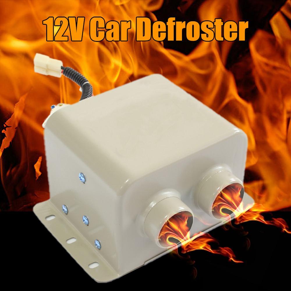 Desbobinador de coches, electrodoméstico, de 12V desbobinador, parabrisas de invierno para coches, desbobinador de 2 agujeros