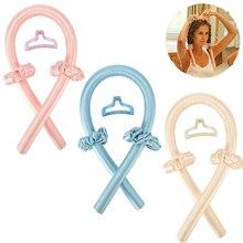 Heatless Curls Headband Curly Hair Accessories Hair Bands Hair Rollers Hair Curlers for Women Hair R