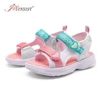 2021 summer new childrens sandals toddler shoes girls beach shoes soft bottom non slip boys sports sandals leisure heart shape