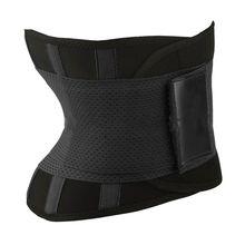 Femmes taille formateur Corset Abdomen minceur corps Shaper Sport ceinture ceinture exercice entraînement aide gymnastique maison Sport quotidien accessoire